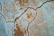 Risse in einer Fassade (Bild: Imago)