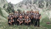 Sie sind bei Radiohörern aussergewöhnlich beliebt: Jodlerklub Wiesenberg. (Bild: PD)