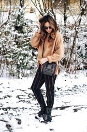 Rahel Aeschbach bewirbt vor allem Mode und Accessoires. (Bild: www.instagram.com/boxofbeauty)