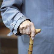 Die Bevölkerung soll fürs Thema «Palliative Care» sensibilisiert werden. (Bild: Keystone)