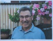 Wer hat den 82-jährigen Rudolf Allraum gesehen? Die Polizei sucht nach Hinweisen zu dessen Verbleib. (Bild: Kantonspolizei Obwalden)