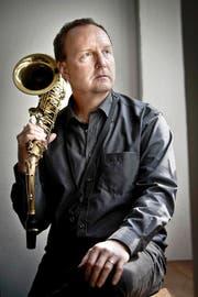 «Du musst etwas bringen»: Saxofonist John Voirol. (Bild Pius Amrein)