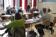 Der Grosse Kirchenrat an seiner Sitzung. (Bild: zvg)