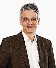 «Der Ausbau ist eine Frage des Willens.» Reto Rigassi, Geschäftsführer Suisse Eole