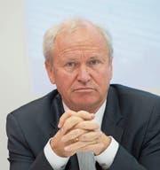 SVP-Regierungsrat Paul Winiker. (Bild: Urs Flüeler/Keystone (Luzern, 29. März 2017))
