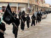 Häufigstes Reiseziel der mutmasslichen Dschihadisten aus der Schweiz sind Syrien und Irak. (Archivbild) (Bild: Keystone/AP Militant Website/UNCREDITED)