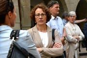 Felicitas Zopfi tritt ihr Amt als Kantonsrätin nicht an. (Bild: Nadia Schärli / Neue LZ)
