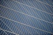 Das Förderprogramm unterstützt auch den Bau von Solaranlagen. (Bild: Pius Amrein / Neue LZ)