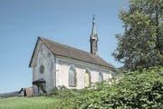 Die Kapelle im «Dörfli» steht seit Jahren leer und soll nun bald saniert werden. (Bild: Pius Amrein (Dierikon, 8. August 2016))