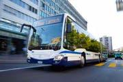 Ein Bus der ZVB unterwegs nach Baar Lättich. (Bild PD)