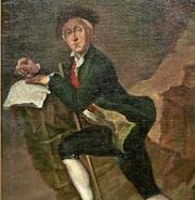 Franz Ludwig Pfyffer feiert seinen 300. Geburtstag: Der Luzerner Pionier wurde mit seinem «Relief der Urschweiz» weltberühmt. (Bild: PD)