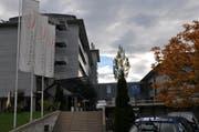 Das Kantonsspital Nidwalden in Stans. (Bild: Matthias Piazza / Neue NZ)