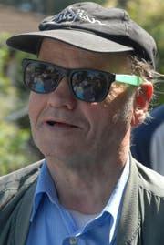 Das Stadtoriginal Eduard Linder ist am Samstag verstorben. (Bild: PD)