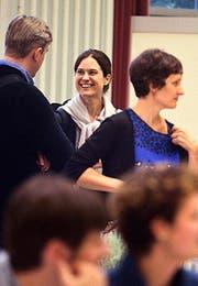 «Es geht nicht um Cast»: Geigerin Isabelle Briner. (Bilder Nadja Schärli)