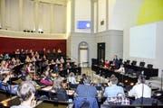 Grusswort von Regierungsrat Guido Graf. (Bild: Kanton Luzern)