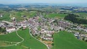 Die Berggemeinde atmet in finanzieller Hinsicht auf. (Bild: Stefan Kaiser (Menzingen, 1. Juli 2015))