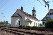 Blick auf die Pfarrkirche von Hergiswil. (Symbolbild Markus von Rotz / Neue NZ)