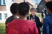 Simonetta Sommaruga hat eine verunglückte Reform ihrer Vorgängerin rückgängig gemacht. (Bild: Ralph Ribi)