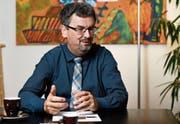BAV-Direktor Peter Füglistaler polarisiert mit seinen Aussagen. (Bild: Urs Lindt/Freshfocus (Ittigen, 2. November 2016))