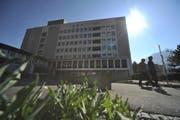 Das Kantonsspital Uri in Altdorf ist eines der Hauptthemen für die Urner Regierung. (Bild: Urs Hanhart)