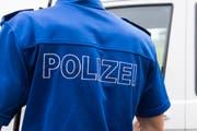 Einsatz der Polizei (Symbolbild Keystone)