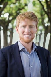 Andreas Lustenberger von der Alternative-die Grünen kandidiert für den Nationalrat. (Bild PD)