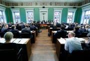 Dem Zuger Kantonsrat wird die Teilrevision des PGB in zwei Teilen unterbreitet. (Bild: Stefan Kaiser / Neue ZZ)