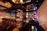 Platz 2 in der Kategorie «Bar&Lounge»: Das weisse Schaf in Luzern. (Bild: PD)