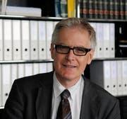 Hanspeter Uster ist mit der Administrativuntersuchung des Polizeieinsatzes in Malters beauftragt worden. (Bild: Archiv Neue LZ)
