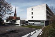 Die Pädagogische Hochschule Zug kann dank Bundesmitteln an vier Projekten teilnehmen. (Bild: Daniel Frischherz (Zug, 27. August 2009))