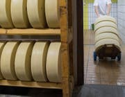 Darf weiterhin Käse genannt werden: Das klassische Produkt aus Milch. (Bild: Boris Bürgisserm 08.07.2016)
