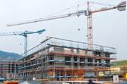 Im ersten Quartal 2016 stockte die Luzerner Wirtschaft – insbesondere Industriebetriebe verzeichneten eine schwache Nachfrage. Einzig im Baugewerbe war die Lage gut. (Symbolbild) (Bild: Philipp Schmidli / Neue LZ)