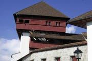 Der Roten-Turm in Hohenrain. (Bild pd)