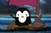 Animation «Pingujon» aus dem Jahr 2009 von Jeanine Reutemann. (Bild pd)