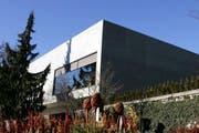 Der Neubau des Luzerner Kreamtoriums im Friedental. (Bild: Archiv Neue LZ)