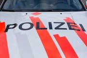 Ein Einsatzfahrzeuges der Kantonspolizei Obwalden, aufgenommen am 18. August 2015 in Sarnen. (Bild: Alexandra Wey / Keysteone)