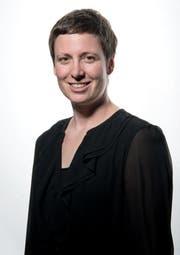 Flurina Valsecchi verantwortet als stellvertretende Chefredaktorin neu die regionalen Ressorts. (Bild: Neue LZ)