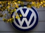 Geschädigte Aktionäre verlangen vom VW-Konzern über acht Milliarden Euro. (Symbolbild) (Bild: KEYSTONE/AP/MARKUS SCHREIBER)