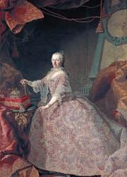 Die Habsburgerin Maria Theresia bestieg als erste und einzige Frau den österreichischen Thron. (Bild: Getty)