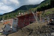 Die Schutzbauten in Sörenberg sind 3,6 Millionen Franken teurer geworden als einst geplant. (Bild: Archiv LZ)