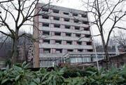 Die Asylunterkunft Waldheim in Zug wird geschlossen. (Bild: Werner Schelbert / Neue ZZ)