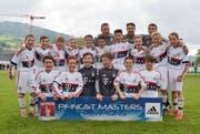 Bayern München, Sieger in der Kategorie U12 (Bild: Meienberger Photos)