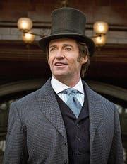 Hugh Jackman spielt Barnum als Held – dabei war er ein Schwindler. (Bild: Twentieth Century Fox)