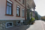 Eingang zum Josefshaus in Wolhusen. (Bild: PD)
