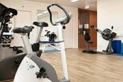 Der neue Fitnessraum in der Physiotherapie. (Bild: PD)