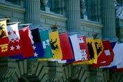 Wieviel Finanzausgleich unter den Kantonen ist richtig? Nidwalden will seiner Ansicht mehr Nachdruck verschaffen. (Bild: Keystone / Urs Flüeler)