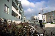 Ebikon unterstützt Gebäudesanierungen nach Minergiestandard finanziell. (Bild: Archiv Pius Amrein/Neue LZ)