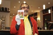 Er steht im Zentrum der Kritik: Silvio Panizza, Herausgeber des «Rüüdigen Fasnachtsfüerers». (Bild: Manuela Jans/ Neue LZ)