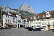 Der Hauptplatz in Schwyz. (Bild: Erhard Gick / Neue SZ)