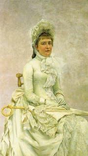 Lydia Welti-Escher (1858–1891) (Bild: Karl Stauffer/Kunsthaus Zürich)